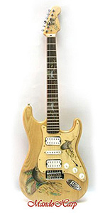 'Marlin' 6-String Strat-Style Electric Guitar