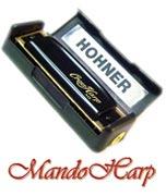 MandoHarp - Hohner Diatonic Harmonica - 565/20 Cross Harp