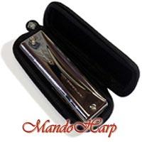 MandoHarp - Suzuki MR-350V ProMaster Valved Diatonic Harmonica