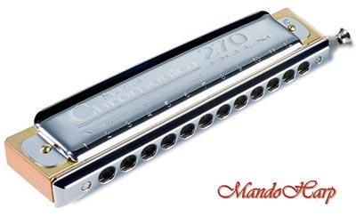 hohner chromatic harmonica super chromonica 270 deluxe 12 hole 48 reed new. Black Bedroom Furniture Sets. Home Design Ideas