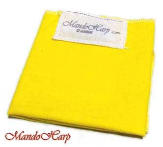 MandoHarp-Soft-Instrument-Polishing-Cleaning-Cloth-NEW